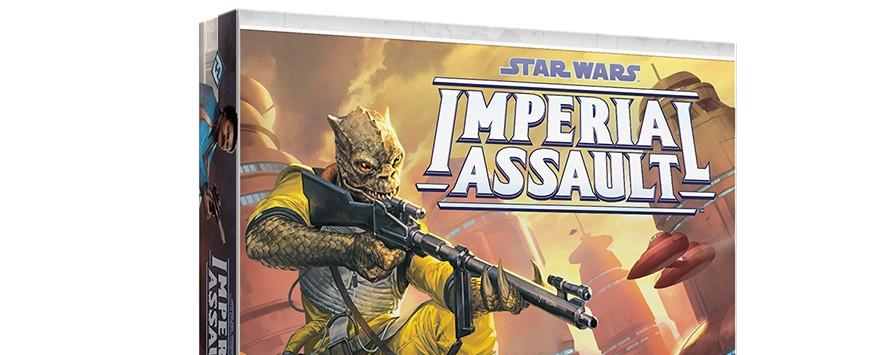 Imperial Assault: El Gambito de Bespin