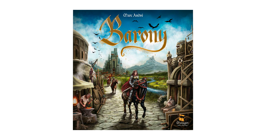 Caja del Barony