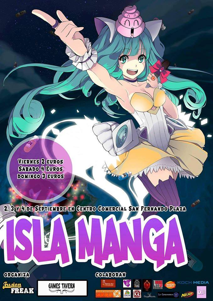 II Isla Manga