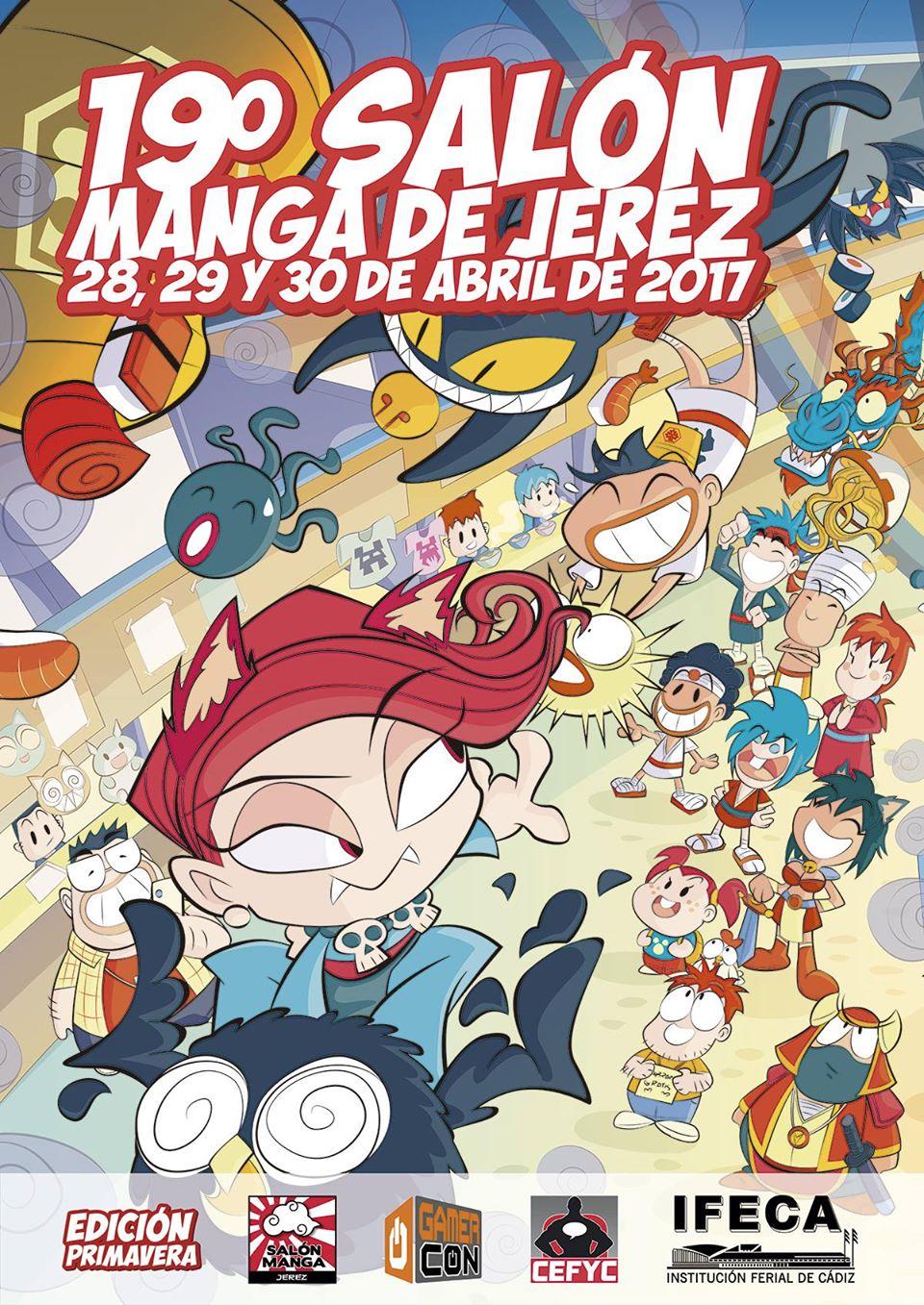 Salón Manga Jerez 2017