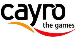 logo cayro the games