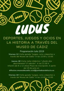 Museo Ludus 2019