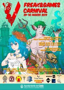 V Freak and Games Carnival