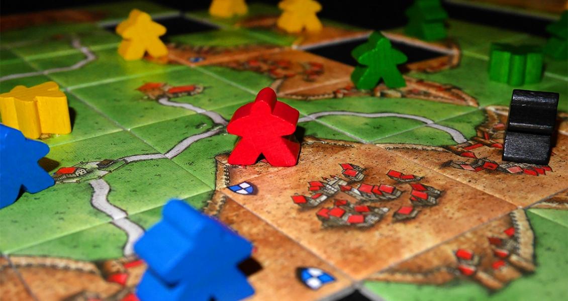 VI Diviertete con Mueve Ficha: Clasificatorio de Carcassonne