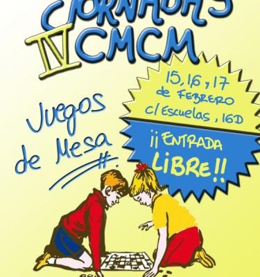 IV Jornadas CMCM
