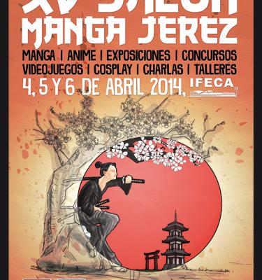 XV Salón Manga Jerez