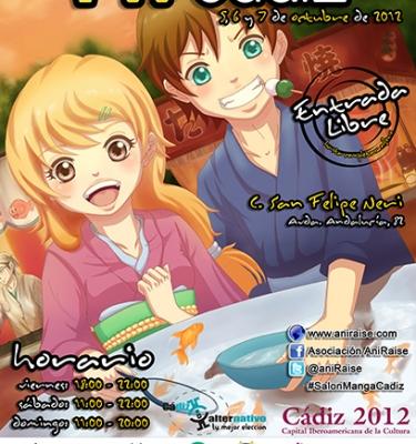 VII Salon Manga Cadiz