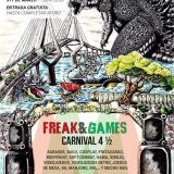 Freak & Carnival  Mar:16-17