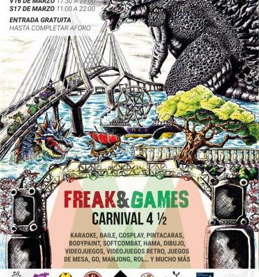 IV Freak and Festival Games