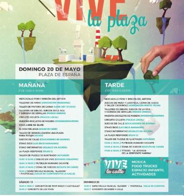 Vive la Plaza 2018