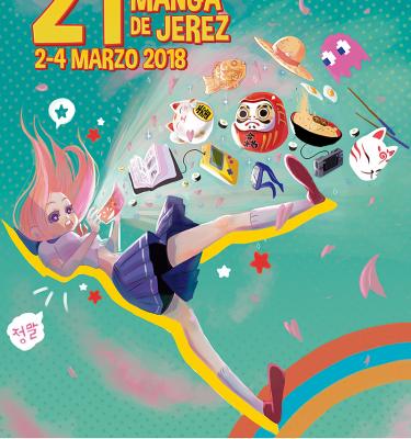 Salón Manga Jerez Marzo