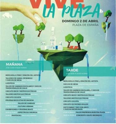 Vive la Plaza (Abril 2017)